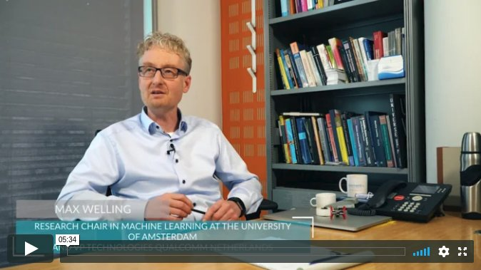 Big Data with Max Welling: Living with AI
