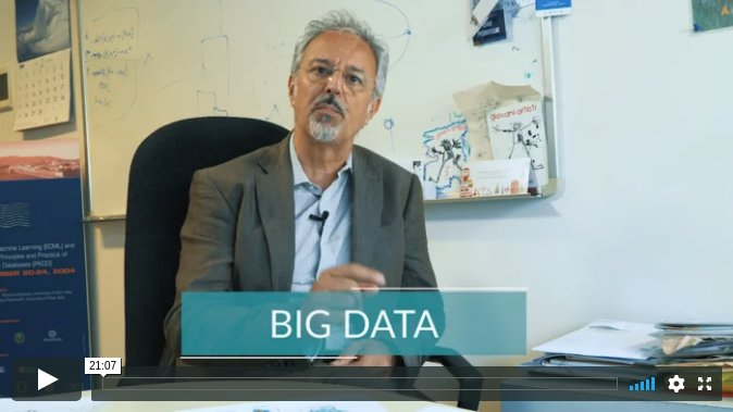 Big Data with Dino Pedreschi: Data for good