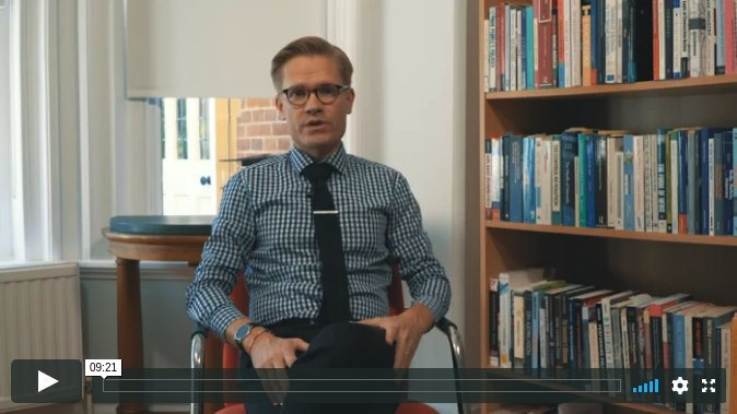 Social and New Media with Rasmus Kleis Nielsen: A new information age