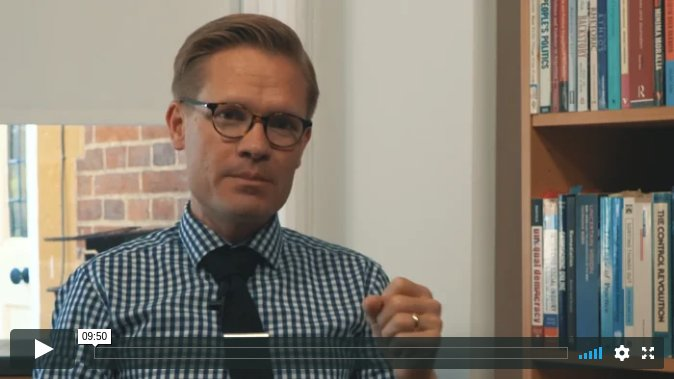 Social and New Media with Rasmus Kleis Nielsen: Life in a social world