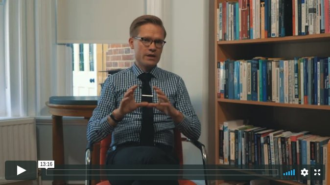 Social and New Media with Rasmus Kleis Nielsen: The challenges